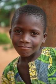 ENFANT DU BENIN
