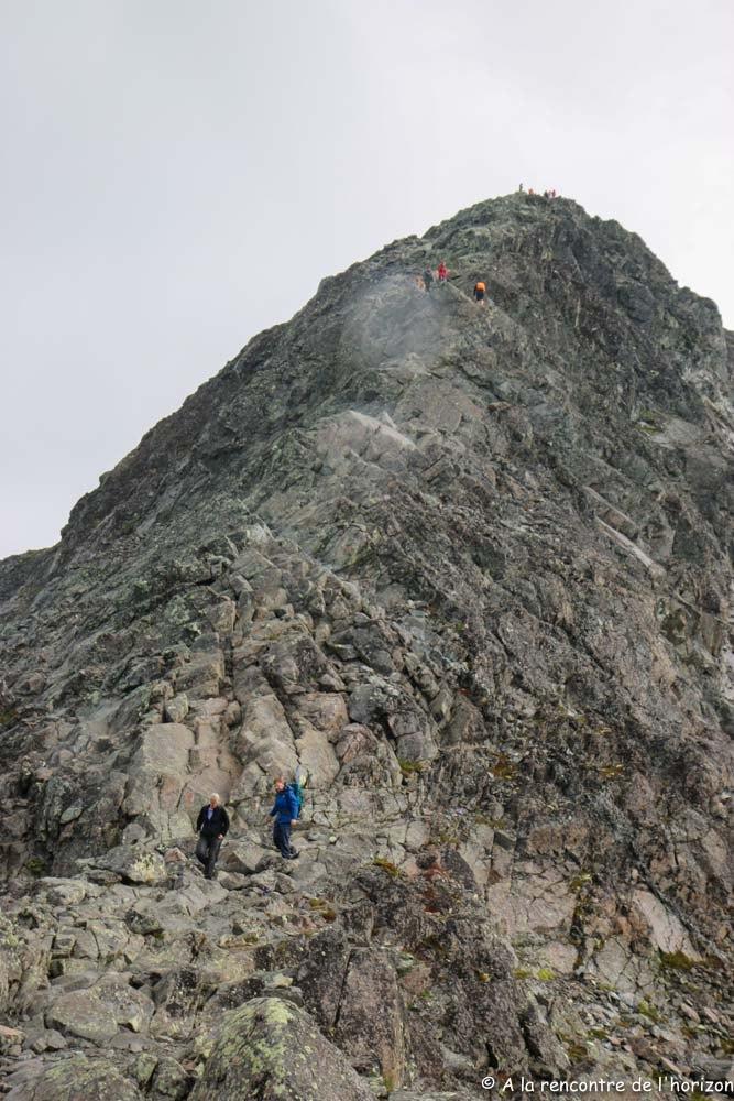 Randonnée de Bessegen - Jotunheimen - Norvège