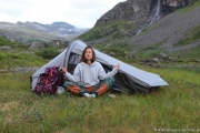 Trollstigen - Bivouac - Méditation