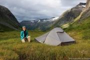 Trollstigen - Bivouac - La douceur du matin