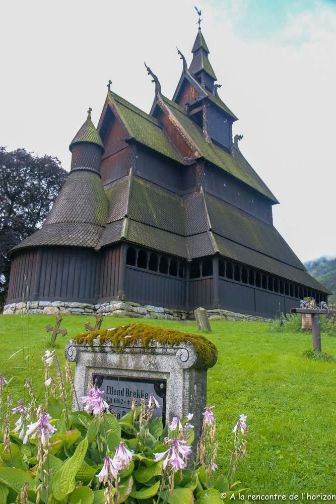 Hopperstad Stavkyrkje
