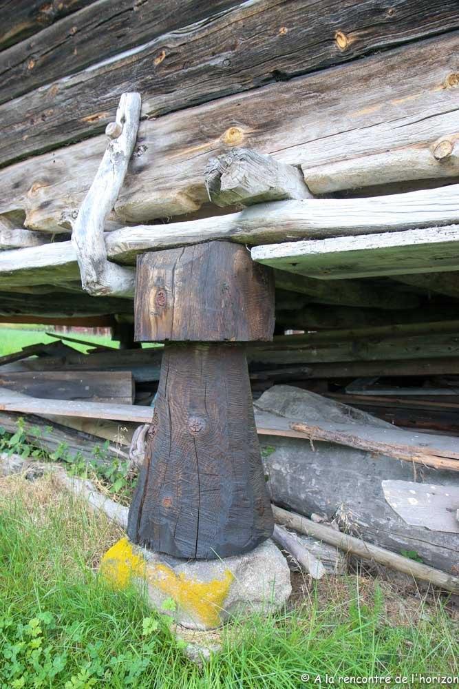 Vik - Hytter traditionnel