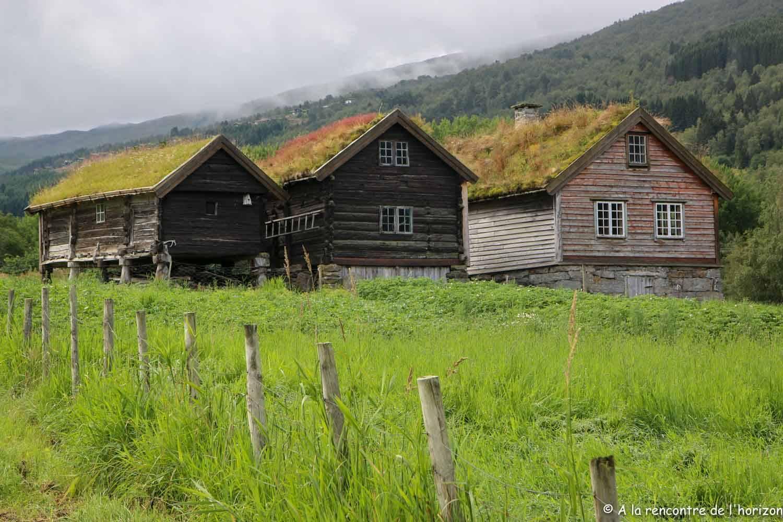 Vik - Hytter traditionnels