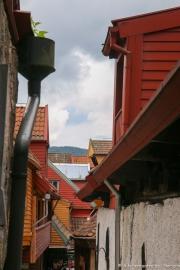 NORVEGE - BERGEN - BRYGGEN