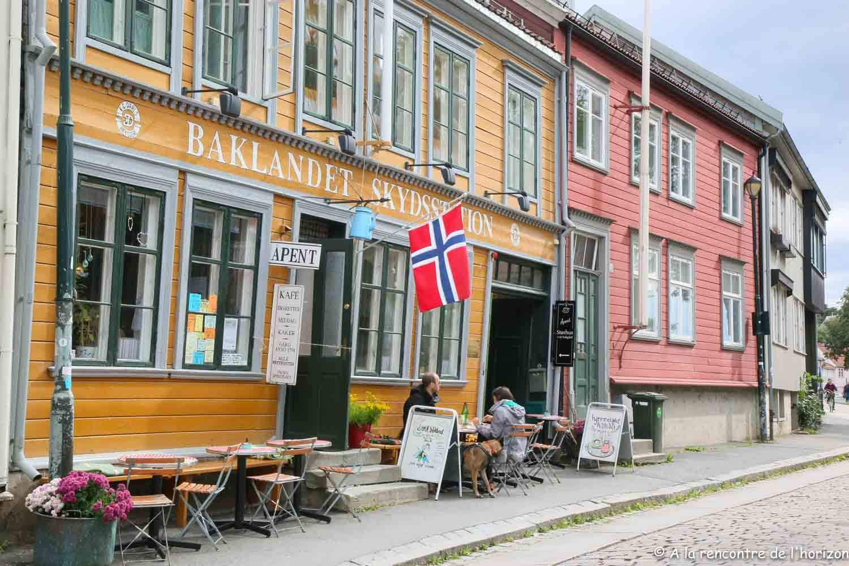 Trondheim - Bakklandet